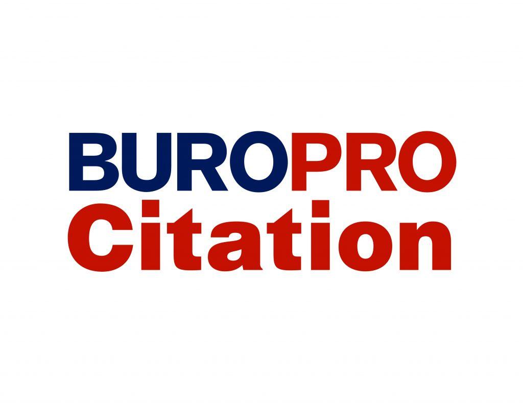 Buropro Citation